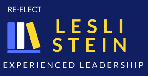 Lesli Stein for LVUSD School Board